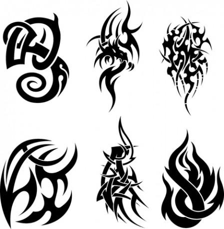 Tribal tattoo 1